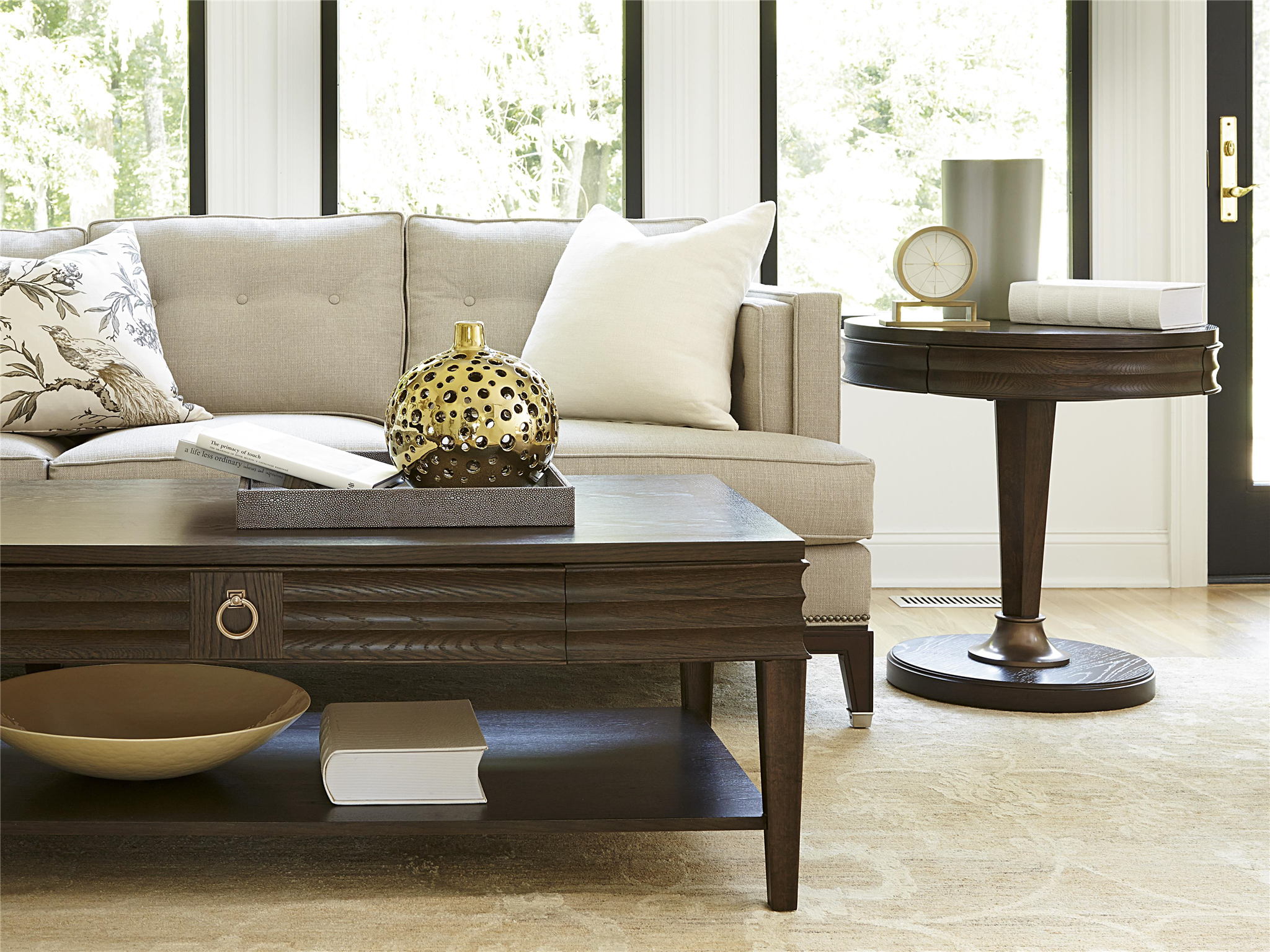 collections furniture with california table hollywood cocktail wal hills coffee tables drawer item rectangular universal wayside